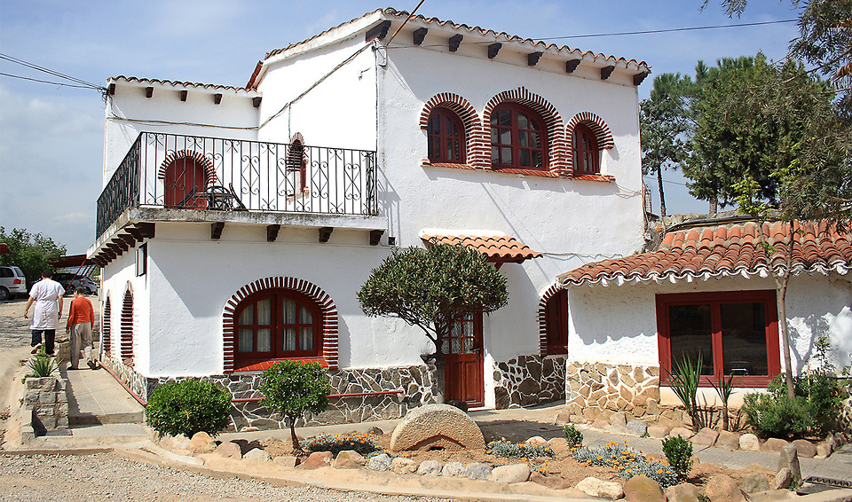 addiction treatment centre abroad spain - house